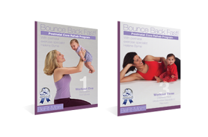 postnatal core rehab workout package - diastasis