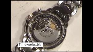 watch repair 101 - kinetic watches