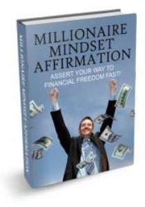 millionaire mindset e-book