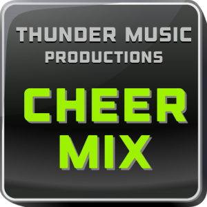 """hot hits"" cheer mix (2:30)"