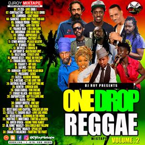 dj roy one drop reggae mix vol.2 2017