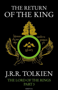 the return of the king j. r. r. tolkien