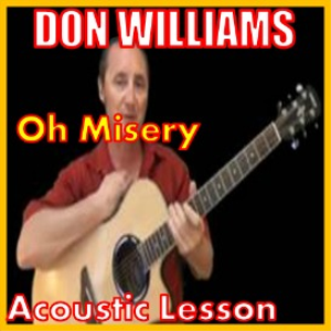 learn to play oh misery by don williams