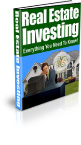 real estate investing secret