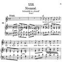 Niemand Op.25 No.22 , High Voice in F Major, R. Schumann (Myrthen), C.F. Peters | eBooks | Sheet Music