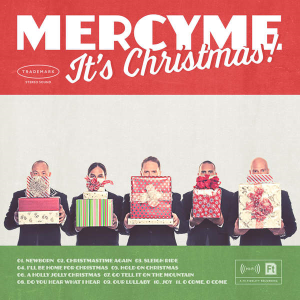 a holly jolly christmas inspired by the mercy me version for solo, back vocals, full 5444 big band and more.