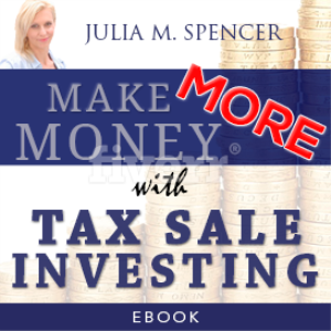 make more money with tax sale investing