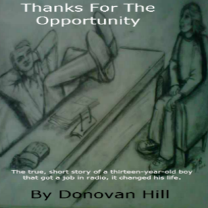 thanks for the opportunity by donovan hill