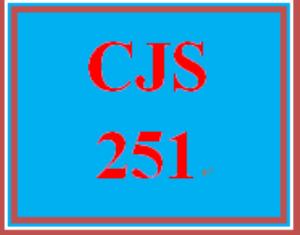 cjs 251 week 5 restorative justice paper