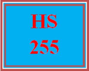 HS 255 Week 3 El Contracto | eBooks | Education