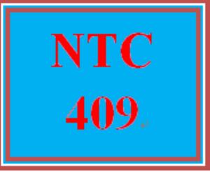 ntc 409 week 4 team acme medical center wan project
