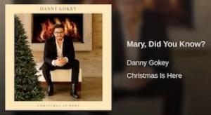 mary did you know? - danny gokey full custom orchestration