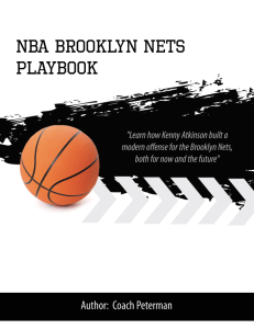 brooklyn nets offense playbook