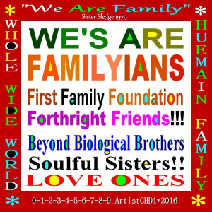 Familyians | Photos and Images | Digital Art