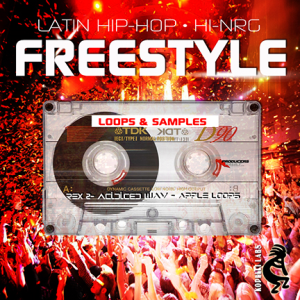 freestyle: hi nrg latin hip hop