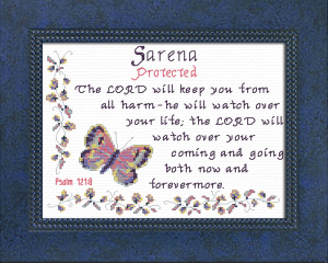 name blessings - sarena