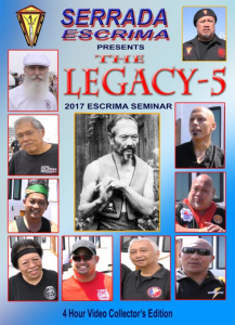 LEGACY-5 Serrada Escrima Seminar 2017 | Movies and Videos | Training