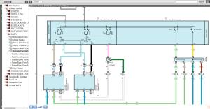 toyota urban cruiser 2009- ewd wiring diagrams