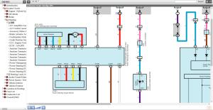 toyota venza ewd electrical wiring diagrams