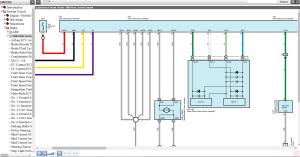 toyota mirai 2015-2017 ewd electrical wiring diagrams