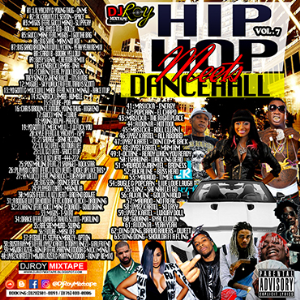 dj roy hip hop meets dancehall mix vol.7