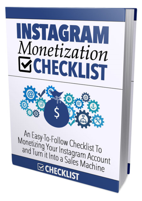 First Additional product image for - Instagram Monetization Checklist