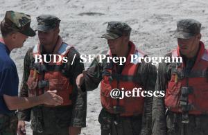 buds / sf selection training program