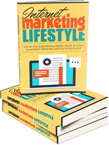 Internet Marketing Lifestyle | eBooks | Business and Money