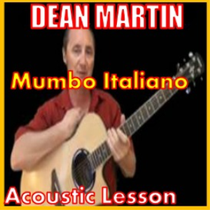 Learn to play Mambo Italiano by Dean Martin | Movies and Videos | Educational