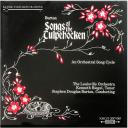 Stephen Douglas Burton: Songs of the Tulpehocken - Kenneth Riegel, tenor - Louisville SO/Burton   Music   Classical