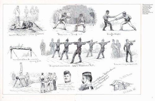 Third Additional product image for - Centenary of the Royal Tournament 1880-1980 London's Great Military Tattoo Souvenir Book