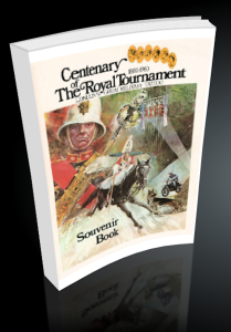 Centenary of the Royal Tournament 1880-1980 London's Great Military Tattoo Souvenir Book | eBooks | Non-Fiction