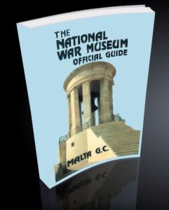 national war museum malta official guide