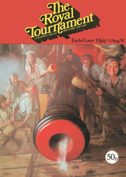First Additional product image for - The Royal Tournament 1981 - London's Great Military Tattoo
