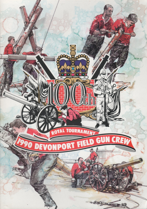 First Additional product image for - 100th Royal Tournament 1990 - London's Great Military Tattoo