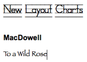 MacDowell: To a Wild Rose | Music | Classical