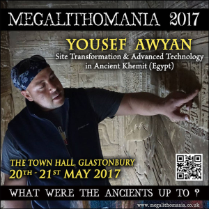 YOUSEF AWYAN Site Transformation and Advanced Technology in Ancient Khemit (Egypt) | Movies and Videos | Documentary