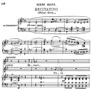 Ebben...Verrà. Recitative for Soprano (Imogene). V. Bellini: Il Pirata,  Vocal Score, Ed. Ricordi (PD). Italian | eBooks | Sheet Music