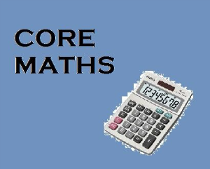 core maths - full series (includes w34z3l's workbook)
