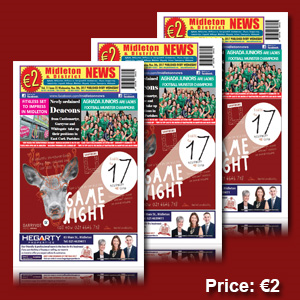 Midleton News November 8th 2017 | eBooks | Magazines