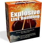 Explosive Power List Building | eBooks | Business and Money