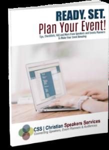 Ready. Set. Plan Your Event | eBooks | Education