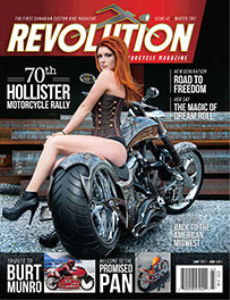 revolution motorcycle magazine vol.43 english