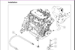 New Holland W110B WHEEL LOADER Service Repair Workshop Manual | eBooks | Technical