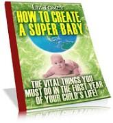 How to Create Super Baby | eBooks | Parenting