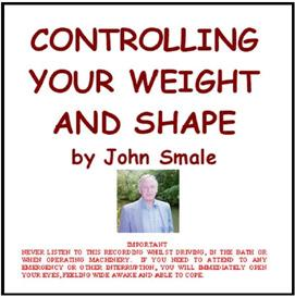 controlling your weight and shape