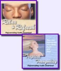 Deep Sleep/Tropical Tranquility Combo Package | Audio Books | Health and Well Being