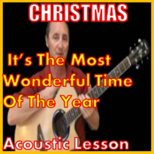 Learn to play It's The Most Wonderful Time Of The Year (Christmas) | Movies and Videos | Educational
