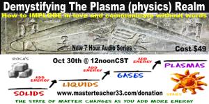 demystifying plasma = plasmonic photonics