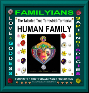 The Human Family-1 | Photos and Images | Digital Art